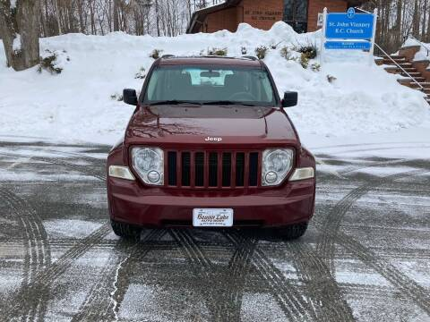 2008 Jeep Liberty for sale at Beaver Lake Auto in Franklin NJ