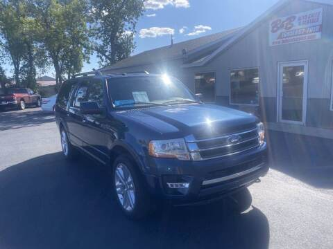 2016 Ford Expedition EL for sale at B & B Auto Sales in Brookings SD