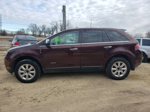 2009 Lincoln MKX for sale at Northwoods Auto & Truck Sales in Machesney Park IL