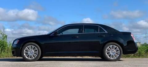 2013 Chrysler 300 for sale at Palmer Auto Sales in Rosenberg TX