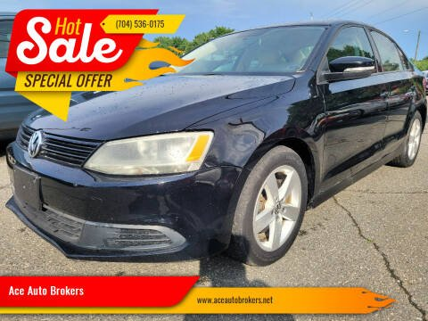 2011 Volkswagen Jetta for sale at Ace Auto Brokers in Charlotte NC