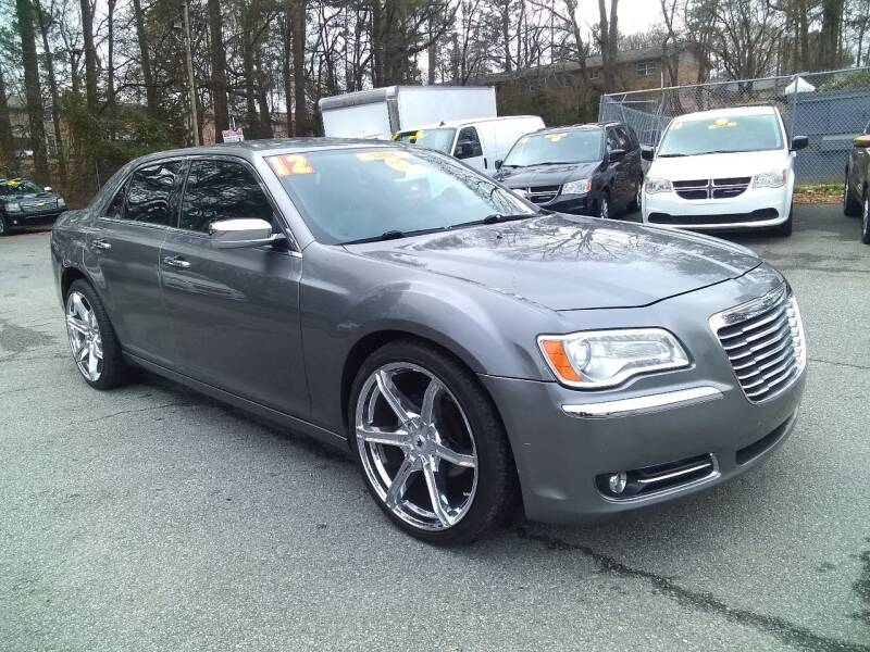 2012 Chrysler 300 for sale at Import Plus Auto Sales in Norcross GA