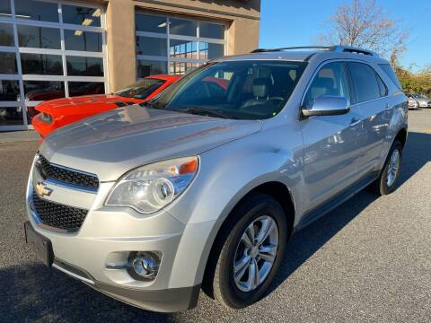 2013 Chevrolet Equinox for sale at MAGIC AUTO SALES - Magic Auto Prestige in South Hackensack NJ