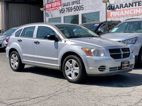 2007 Dodge Caliber for sale at Auto Source in Banning CA