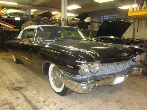 1960 Cadillac Series 62 for sale at Haggle Me Classics in Hobart IN