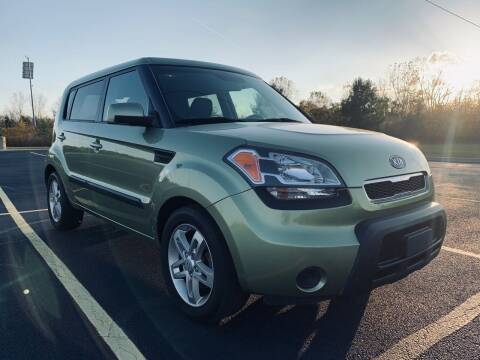 2011 Kia Soul for sale at Quality Motors Inc in Indianapolis IN
