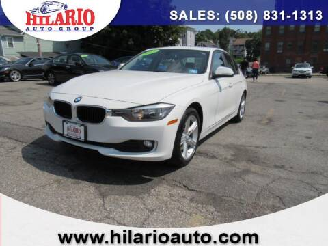 2015 BMW 3 Series for sale at Hilario's Auto Sales in Worcester MA