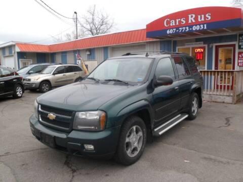 2006 Chevrolet TrailBlazer for sale at Cars R Us in Binghamton NY
