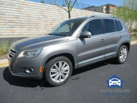 2011 Volkswagen Tiguan for sale at AUTO HOUSE TEMPE in Tempe AZ