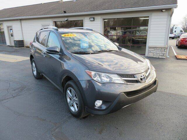 2015 Toyota RAV4 for sale at Tri-County Pre-Owned Superstore in Reynoldsburg OH