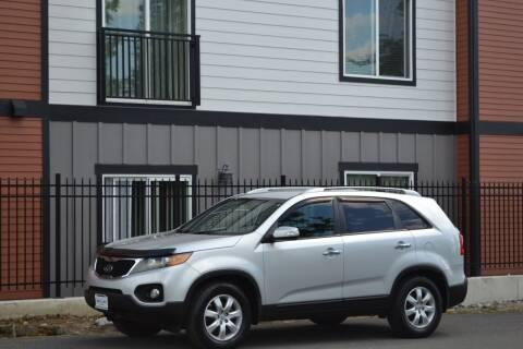 2012 Kia Sorento for sale at Skyline Motors Auto Sales in Tacoma WA