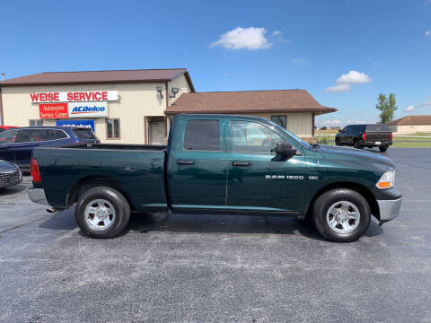 2011 RAM Ram Pickup 1500 for sale at Pro Source Auto Sales in Otterbein IN