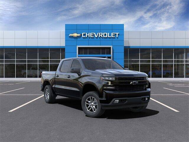 2021 Chevrolet Silverado 1500 for sale at Bob Clapper Automotive, Inc in Janesville WI