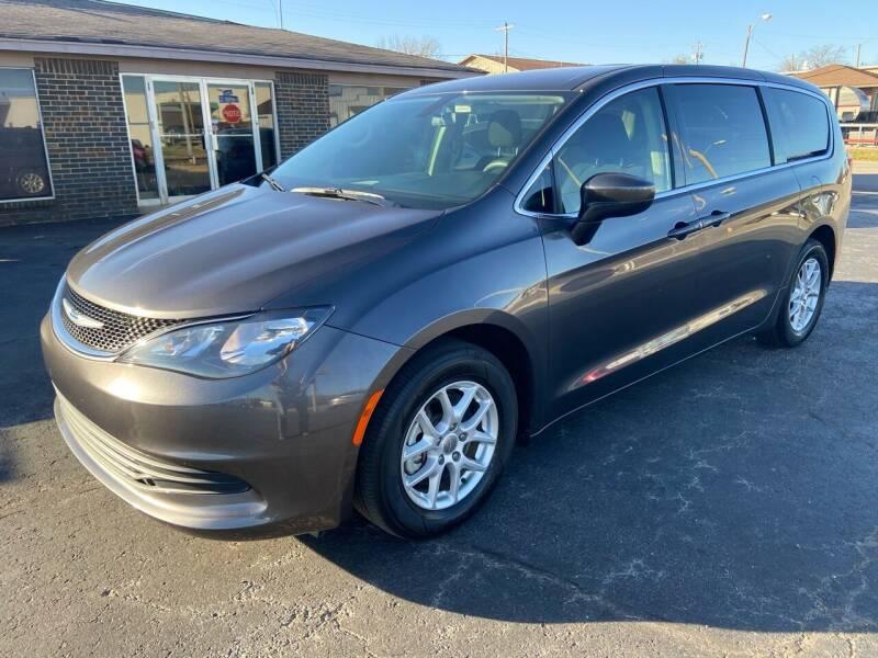 2018 Chrysler Pacifica for sale at Kasterke Auto Mart Inc in Shawnee OK