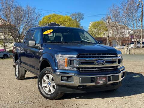 2020 Ford F-150 for sale at Best Cars Auto Sales in Everett MA