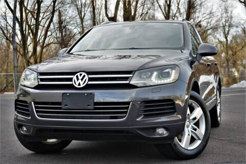 2013 Volkswagen Touareg for sale at Speedy Automotive in Philadelphia PA
