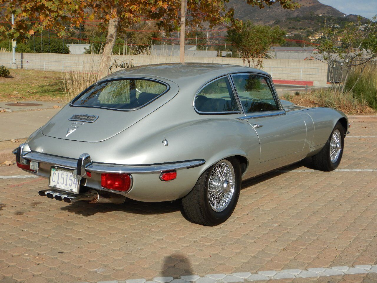 1973 Jaguar XKE 28