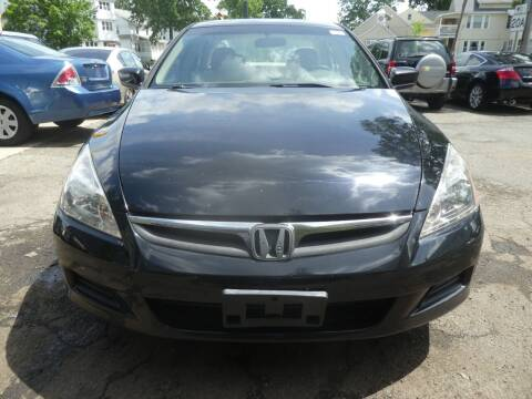2006 Honda Accord for sale at Wheels and Deals in Springfield MA
