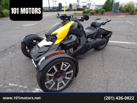 2020 Can-Am Ryker for sale at 101 MOTORS in Hasbrouck Heights NJ