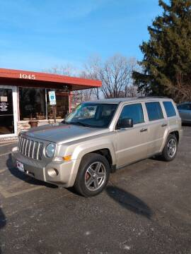 2009 Jeep Patriot for sale at Miro Motors INC in Woodstock IL