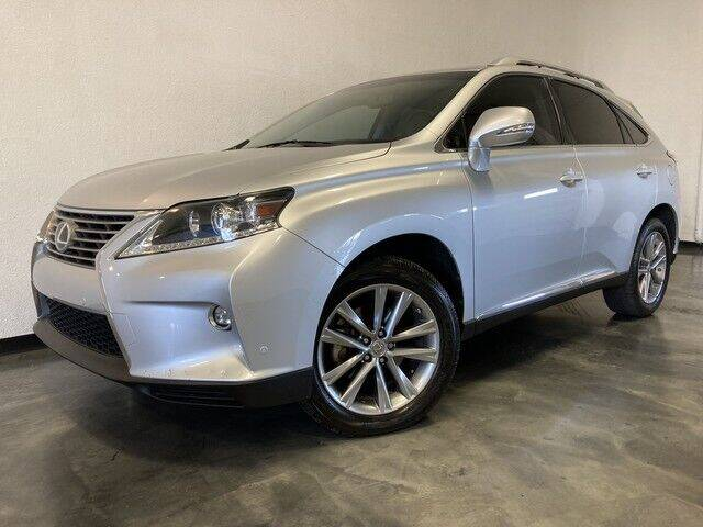 2015 Lexus RX 350 for sale at BLACK LABEL AUTO FIRM in Riverside CA