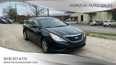 2011 Hyundai Sonata for sale at Horizon Auto Sales in Raleigh NC