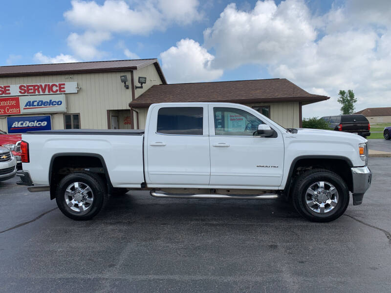 2018 GMC Sierra 2500HD for sale at Pro Source Auto Sales in Otterbein IN