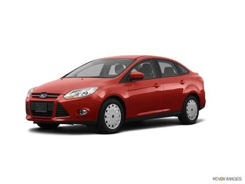 2012 Ford Focus for sale at Jamerson Auto Sales in Anderson IN