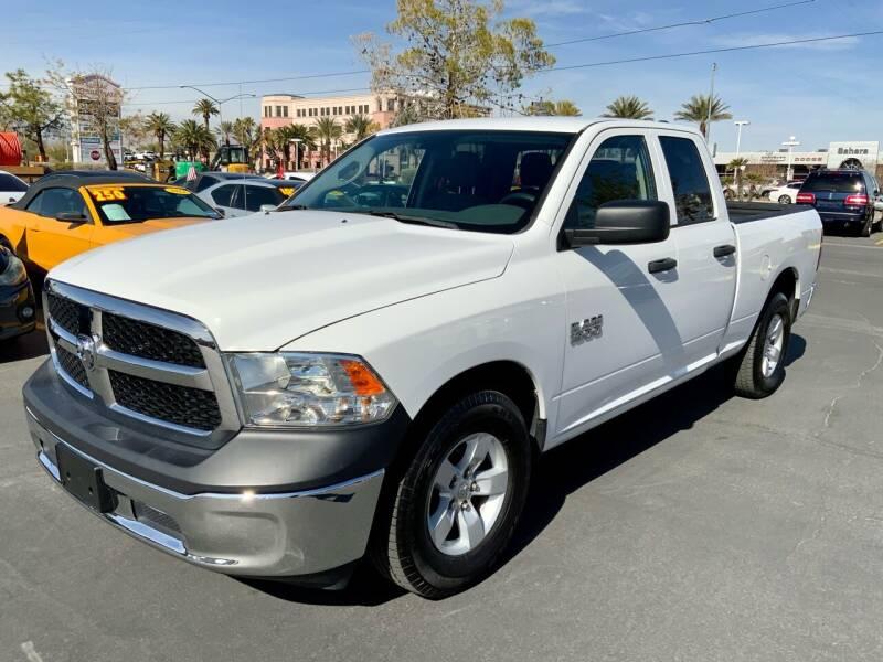 2018 RAM Ram Pickup 1500 for sale at Charlie Cheap Car in Las Vegas NV