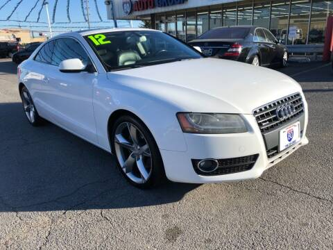 2012 Audi A5 for sale at I-80 Auto Sales in Hazel Crest IL