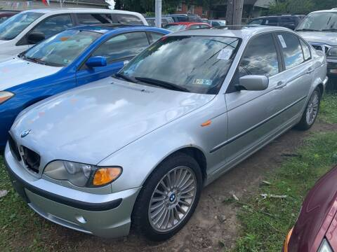 2003 BMW 3 Series for sale at Trocci's Auto Sales in West Pittsburg PA