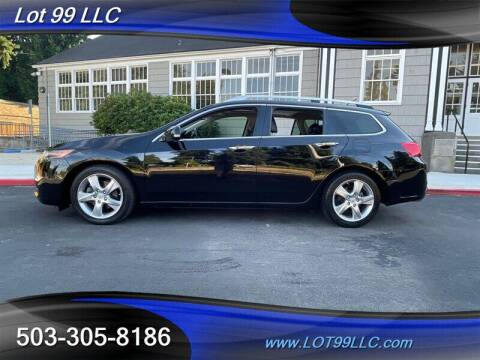 2012 Acura TSX Sport Wagon for sale at LOT 99 LLC in Milwaukie OR