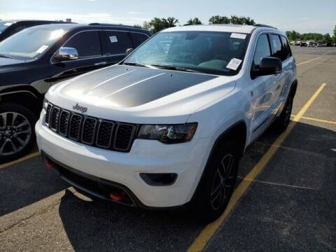 2017 Jeep Grand Cherokee for sale at Tim Short Chrysler in Morehead KY