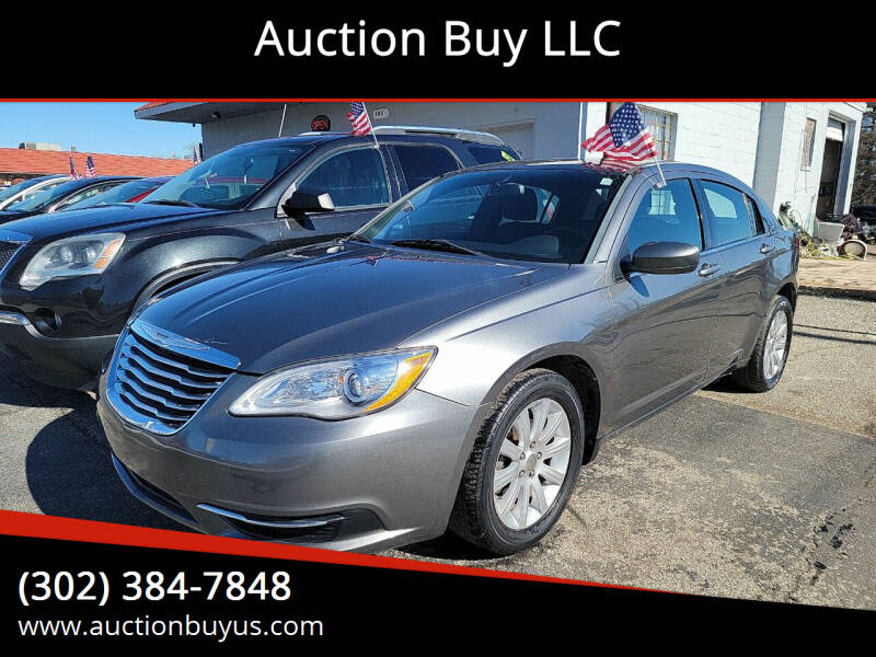 2013 Chrysler 200 for sale at Auction Buy LLC in Wilmington DE