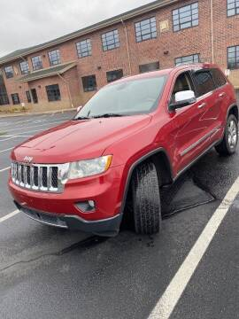 2011 Jeep Grand Cherokee for sale at STARIA AUTO GROUP LLC in Akron OH