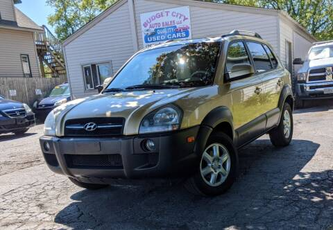 2005 Hyundai Tucson for sale at Budget City Auto Sales LLC in Racine WI