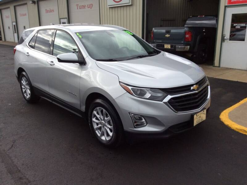 2018 Chevrolet Equinox for sale at TRI-STATE AUTO OUTLET CORP in Hokah MN