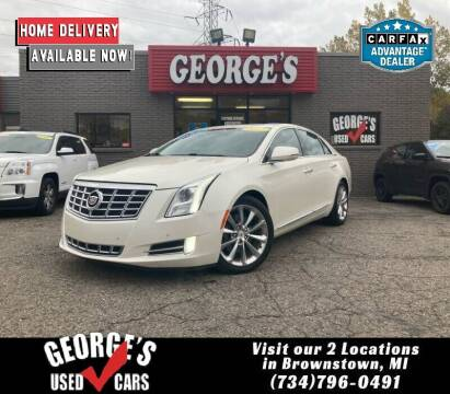 2013 Cadillac XTS for sale at George's Used Cars - Telegraph in Brownstown MI