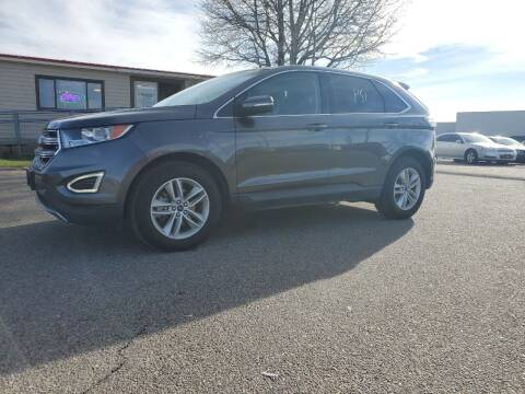 2017 Ford Edge for sale at Revolution Auto Group in Idaho Falls ID