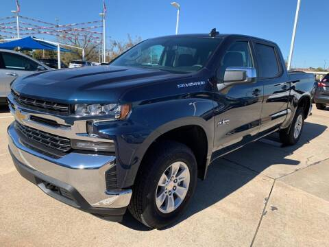2021 Chevrolet Silverado 1500 for sale at JOHN HOLT AUTO GROUP, INC. in Chickasha OK