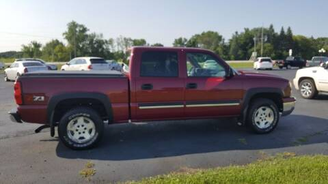 2006 Chevrolet Silverado 1500 for sale at Green Valley Sales & Leasing in Jordan MN