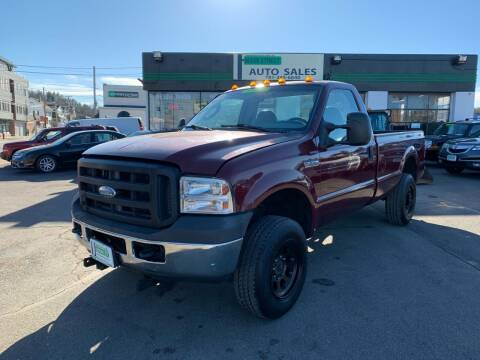 2006 Ford F-250 Super Duty for sale at Wakefield Auto Sales of Main Street Inc. in Wakefield MA