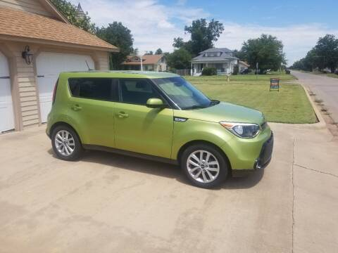 2016 Kia Soul for sale at Eastern Motors in Altus OK