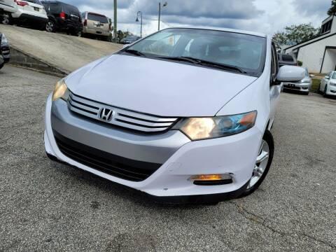 2010 Honda Insight for sale at Philip Motors Inc in Snellville GA