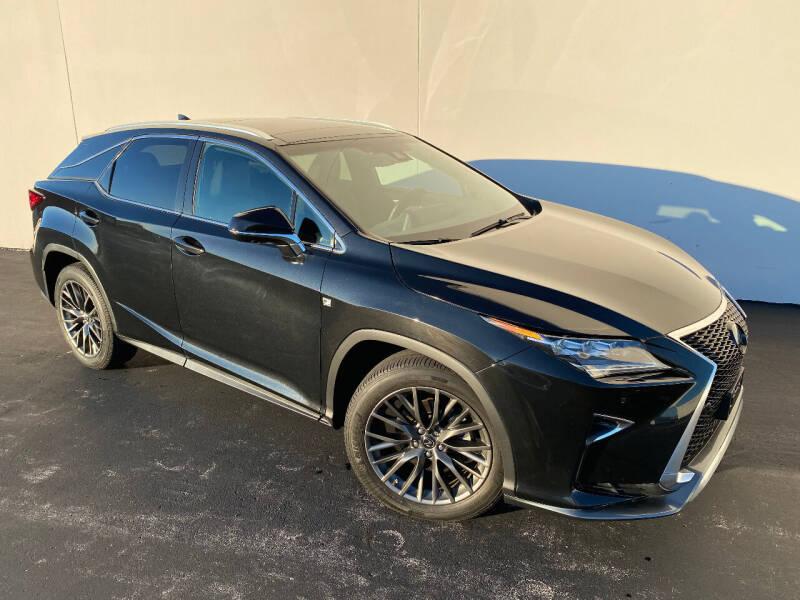 2017 Lexus RX 350 for sale at Westport Auto in Saint Louis MO