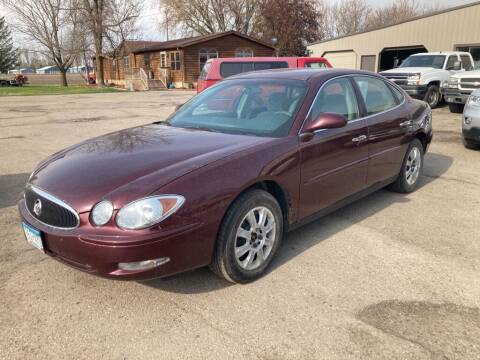 2007 Buick LaCrosse for sale at COUNTRYSIDE AUTO INC in Austin MN