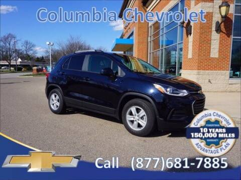 2021 Chevrolet Trax for sale at COLUMBIA CHEVROLET in Cincinnati OH