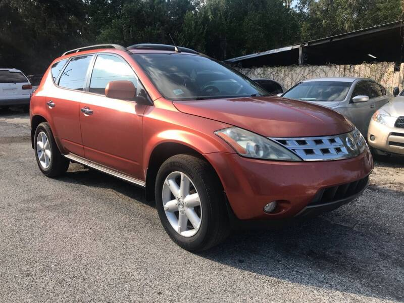 2004 Nissan Murano for sale at Popular Imports Auto Sales in Gainesville FL