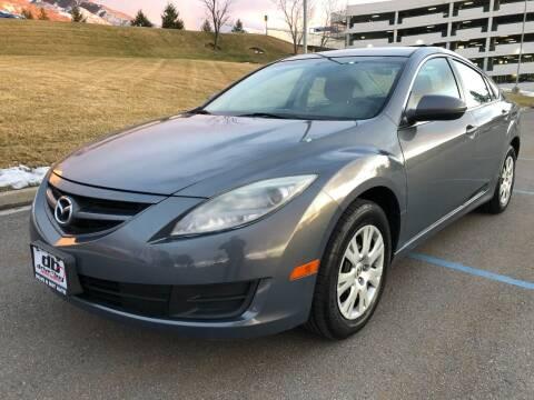 2010 Mazda MAZDA6 for sale at DRIVE N BUY AUTO SALES in Ogden UT