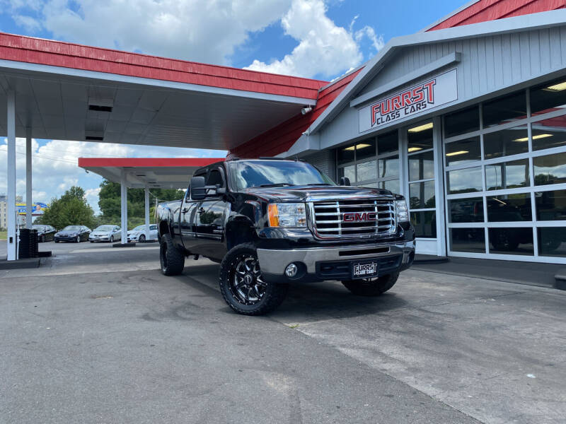 2009 GMC Sierra 2500HD for sale at Furrst Class Cars LLC  - Independence Blvd. in Charlotte NC